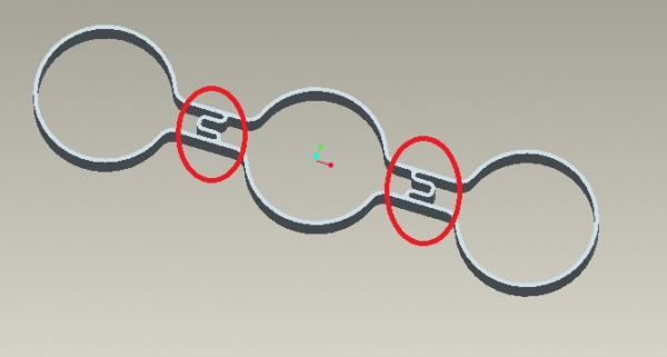 3D列印零件量產設計