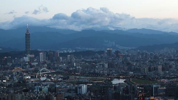 找到台北,城市散步