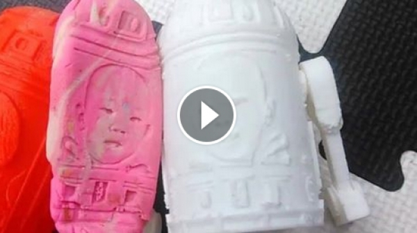 3D列印造型黏土篇